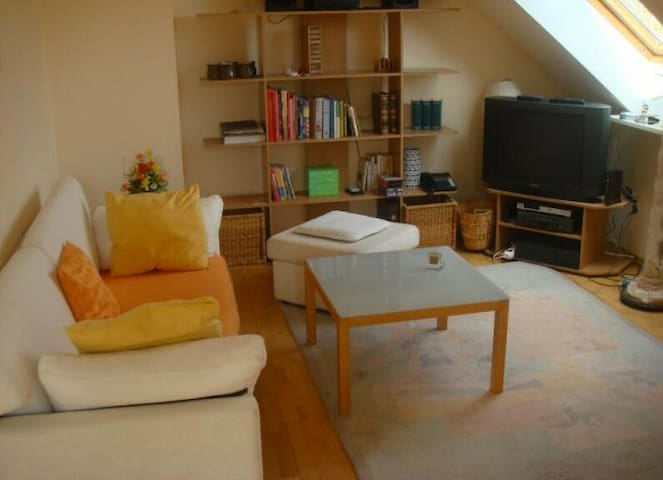 Holiday apartment in Berlin's Green
