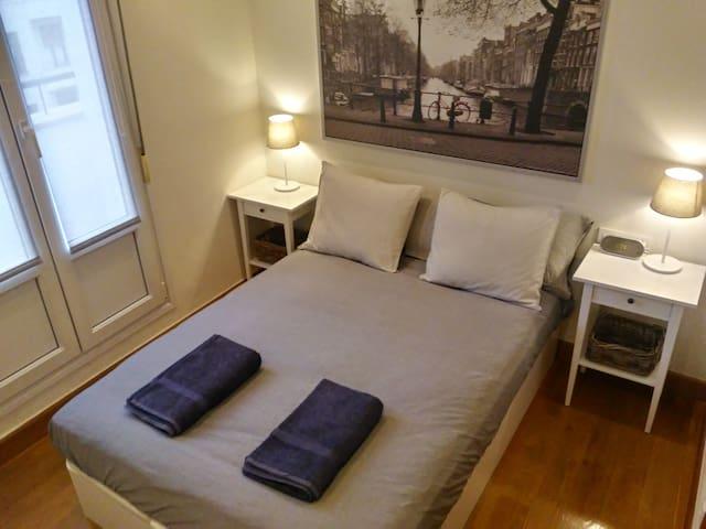 Habitación Privada en Ático - Bilbao Centro