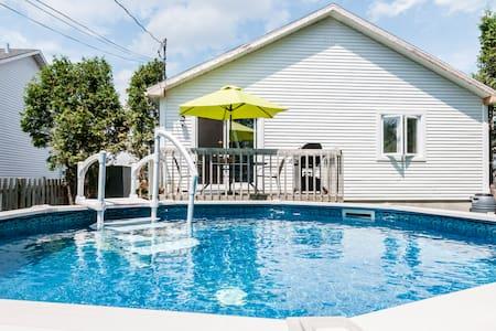 Maison unifamilale avec piscine - Terrebonne