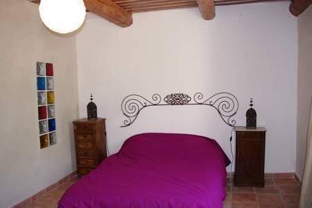 chambre dans une maison d'hôtes - Castellane - Bed & Breakfast