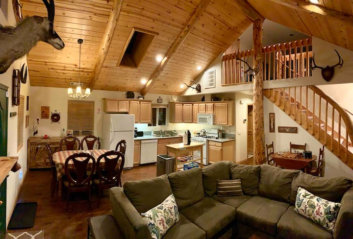 Bear Villa Hideaway
