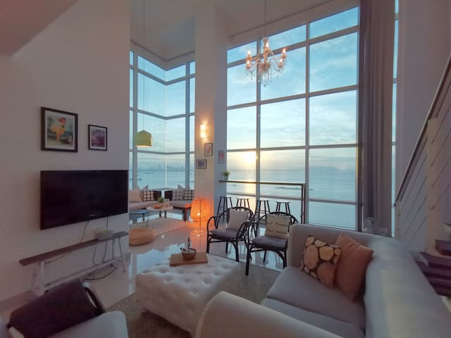 180° Skybar Home @ Georgetown ‖ 日出无敌海景!!