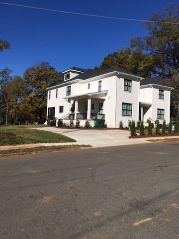 Brand New Luxury Townhouse in Historic Elizabeth