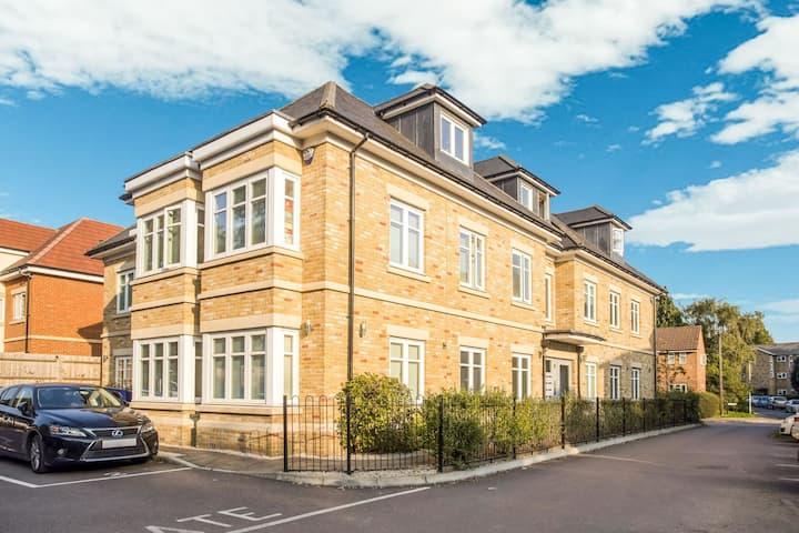 Cosy Apartment in Hatfield near University of Hertfordshire