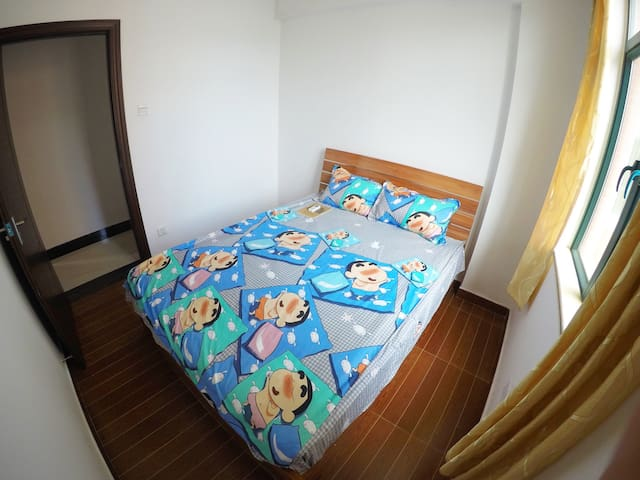 Homelike B&B Apt close to Macau - Zhuhai - Wikt i opierunek