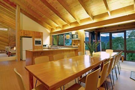 Cedar Lodge Mt Beauty - Tawonga South - Rumah