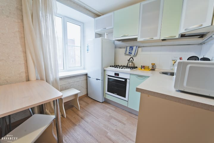 Уютная квартира в центре города - 薩拉托夫