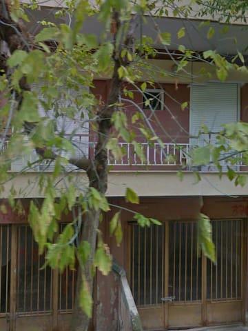 Flat in a quiet residential area - Σταυρουπολη