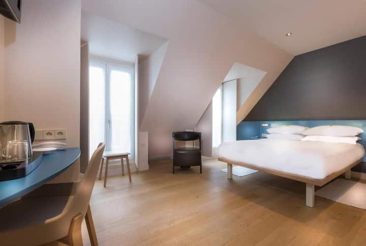★ Superbe Chambre Deluxe avec balcon