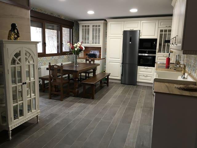Casa rural Regidor II encanto diferente - Rábano - House