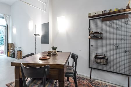 Loft close to Central Station in Milano! - Mailand - Loft
