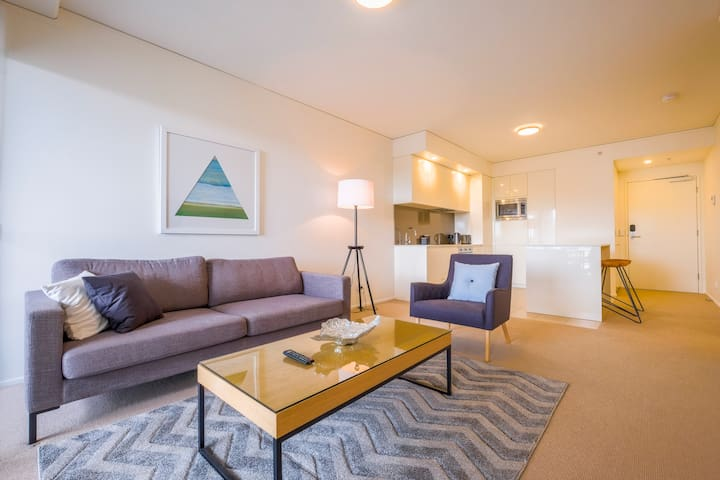 1 Bedroom at Fortitude Valley, Home Away From Home