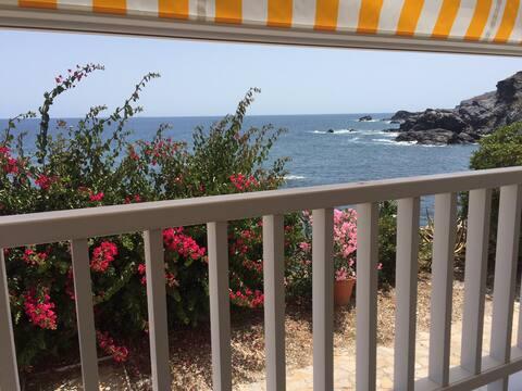 Utsikt over Middelhavet
