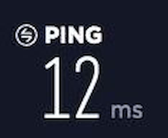 Fast internet's one of our priorities!