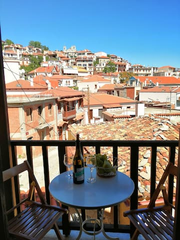 Cozy & Economic Apartment in the heart of Arachova