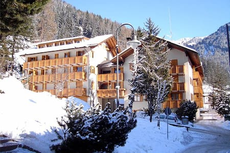 CaBianca  nel cuore delle Dolomiti - Canazei - Συγκρότημα κατοικιών
