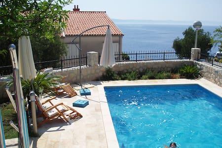 Villa Old Olive- Near Beach Private Pool Sea View - Podgora