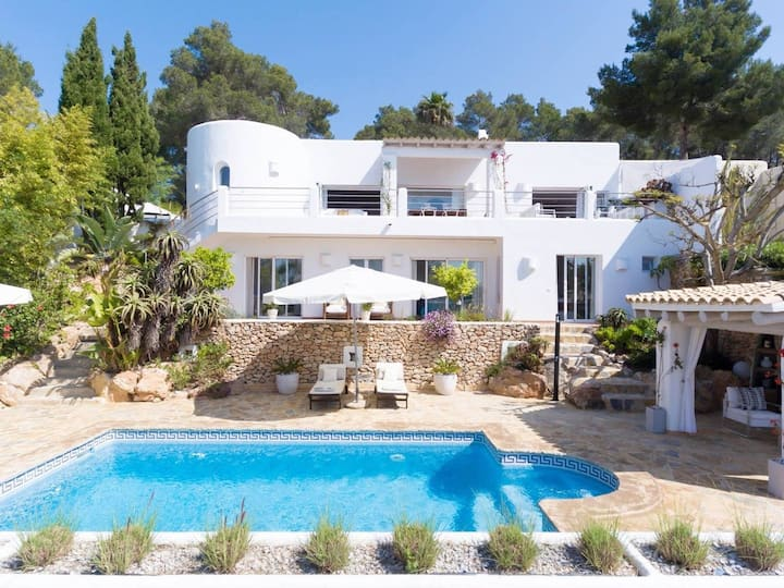 Ibiza Villa with stunning view - NEW Listing
