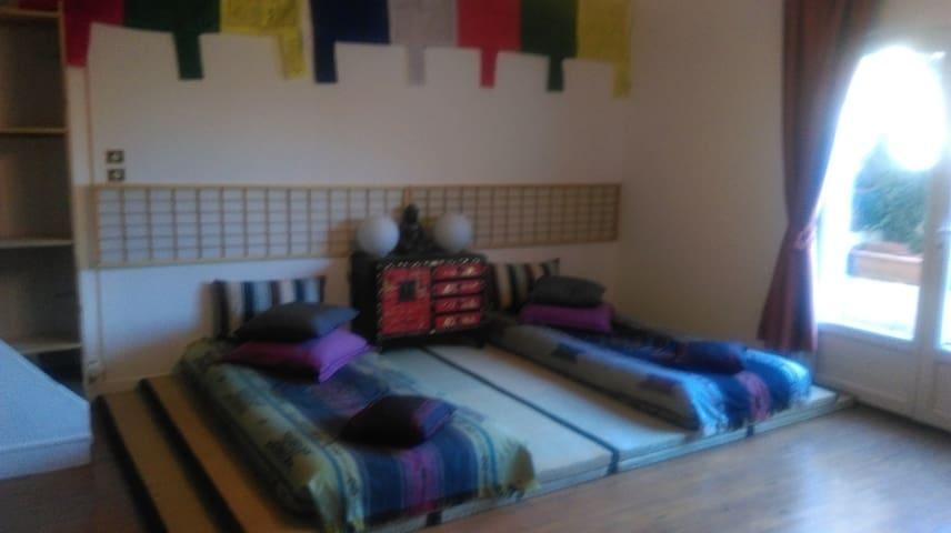 appartement zen et massage à guitres 33230