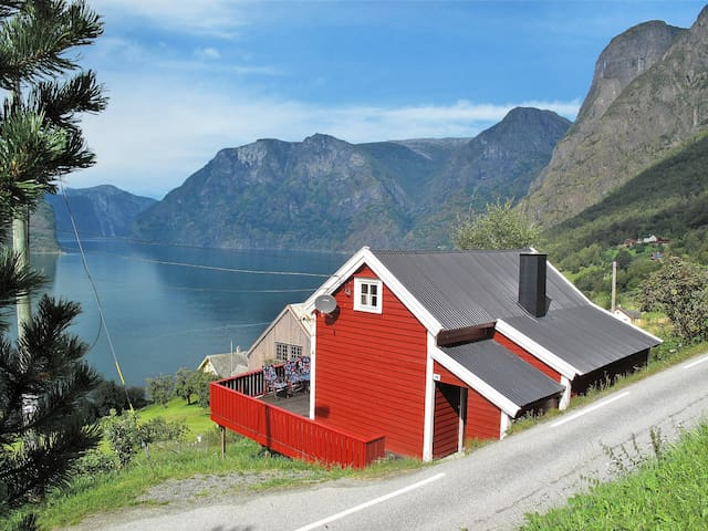 Holiday house in Aurland for 6 persons