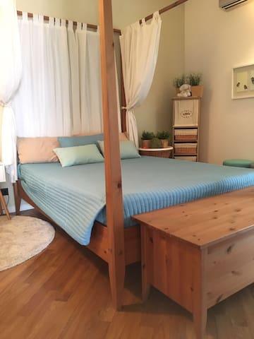 Spazioso appartamento seconda fila mare
