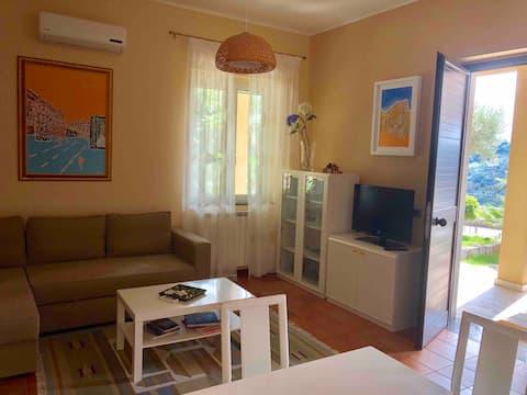 Appartamento con vista panoramica 'ElisEm'