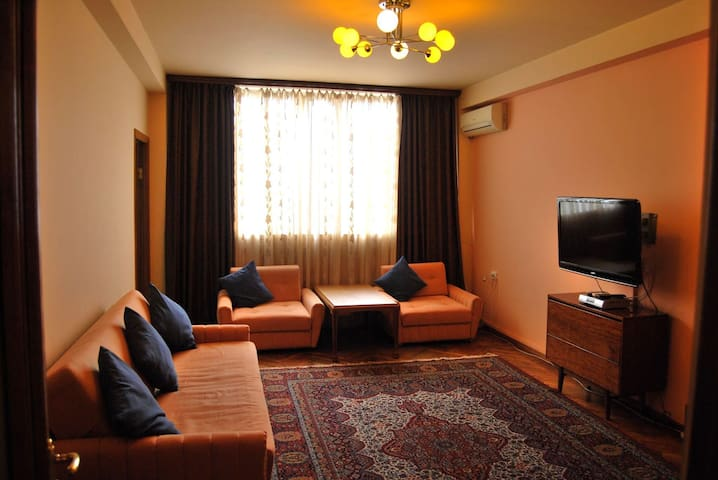 Ararat view apartment in center - Yerevan - Apartment
