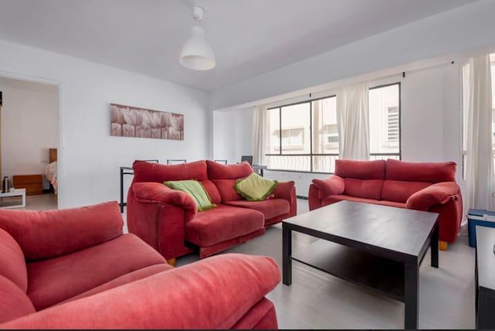 Amplio y bonito apartamento centro ciudad de palma