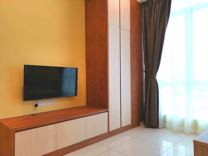 Infinity Avenue Tatami Suite Two Bedroom Apartment (6 pax)