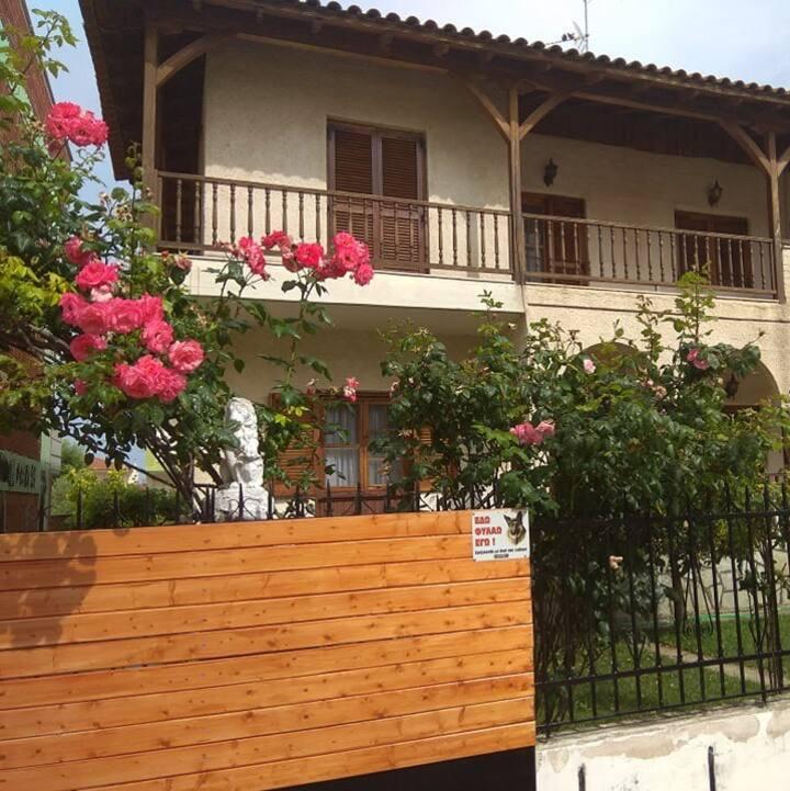 Cosy Apartment 90sm in N.Flogita Halkidiki