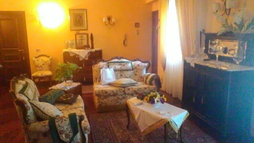 Appartamento stile retrò - Paternò, Sicilia, IT - Flat
