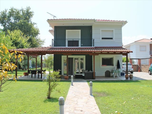 3 bedroom Detached house in Litochoro RE0580 - Litochoro - House