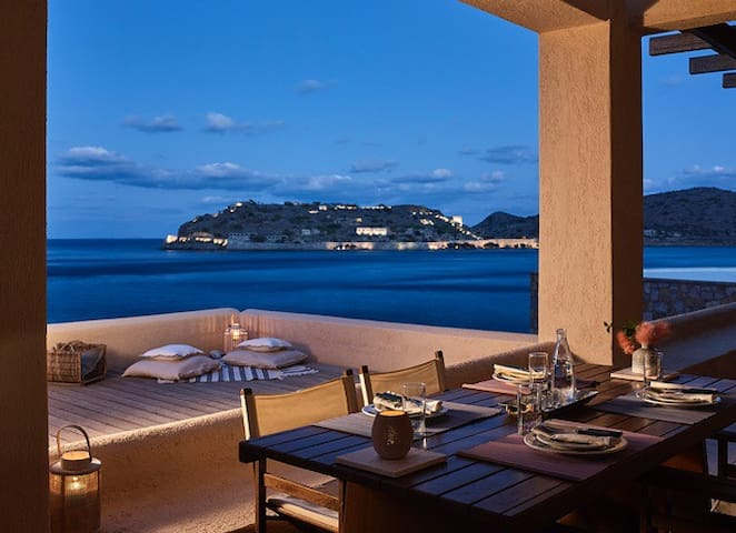 Gorgeous SeaFront 3 Suites Residence-TopLocation - Plaka - Διαμέρισμα