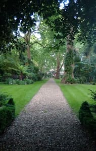 Quiet oasis in the heart of Hyde Park/Paddington