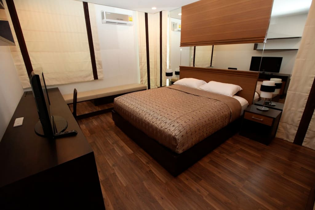 Stay in the best area of Bangkok