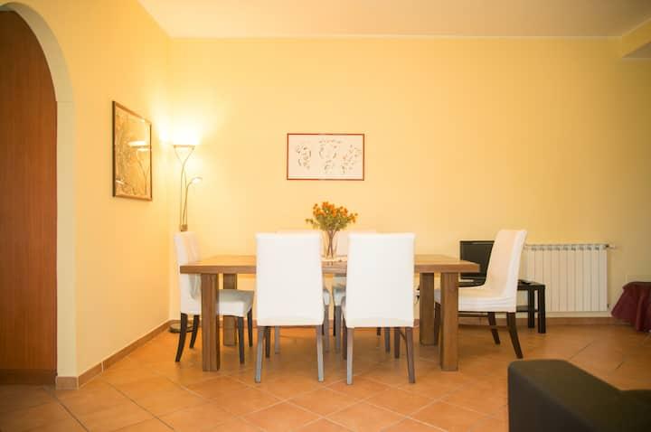 Villa Lauretana for families/friend