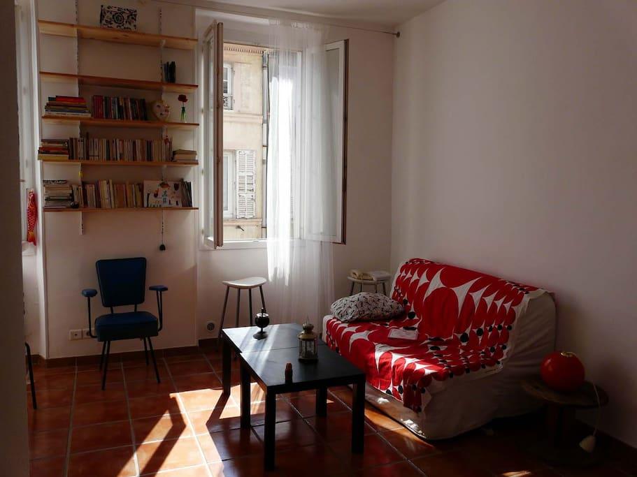 Bel appartement tout confort en centre ville - Location appartement salon de provence le bon coin ...