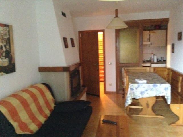 Apartamento vacaciones Urb Espata - Villanúa - Appartement