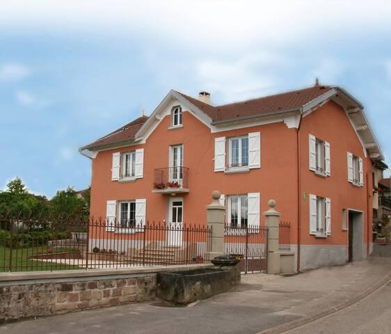 maison de caractere - Bleurville - House