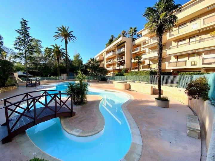Parc Aiguebel-Résidentiel 2 piscines et tennis-