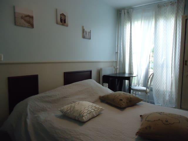 Chambre privée - Cergy - Apartemen