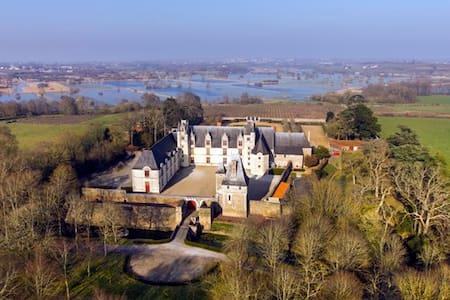 Chambres d'hôtes au château  - Haute-Goulaine - Bed & Breakfast