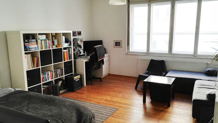 Nice room in a shared flat in the heart of Graz - Graz - Apartment