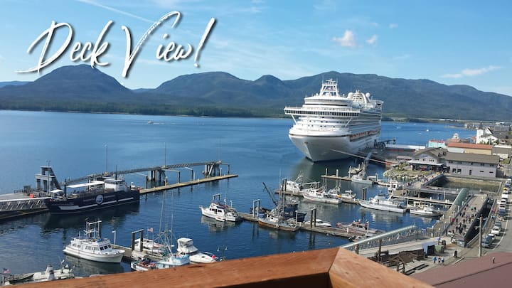 Viewtopia | 1 Bedroom Home | Ocean View