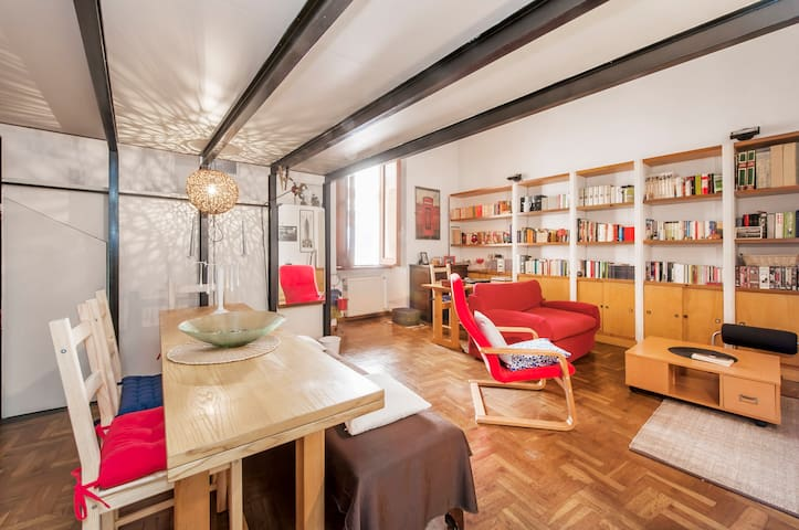 Amazing apartment in the heart of Trastevere - Rome - Apartment