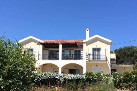Large house with wonderful views - Lixouri