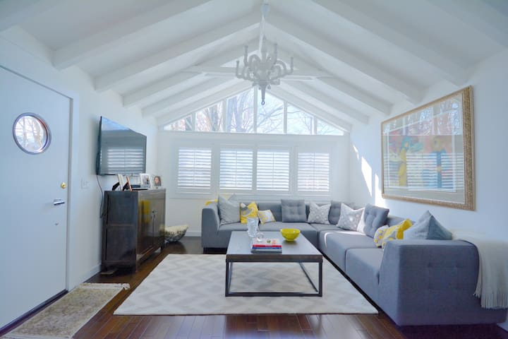 Renovated Hamptons Beach Cottage - Sag Harbor - Casa