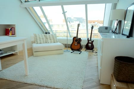 Bright Maisonette Apt, Perfect Base to Explore! - 뮌헨(Munich)