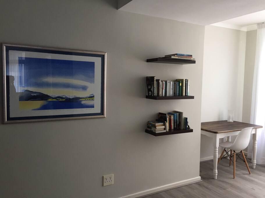 Study/reading corner