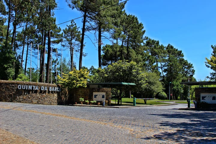 Quinta da Barca, Casa de Praia, Piscina, Golf... - Braga - Hus